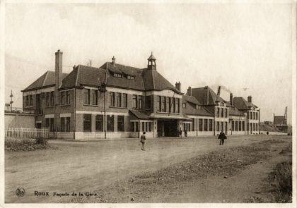 Gare de Roux
