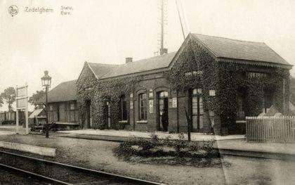 Gare de Zedelgem (Zedelghem) – Zedelgem (Zedelghem) station