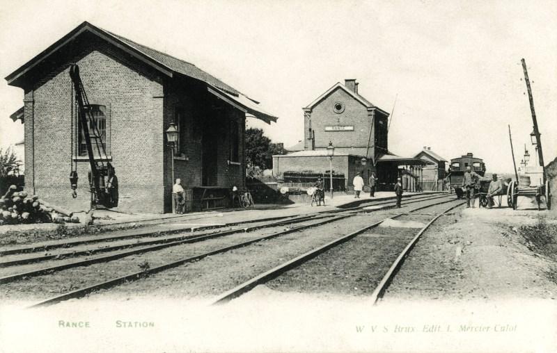 Gare de Rance