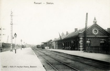 Gare de Ransart