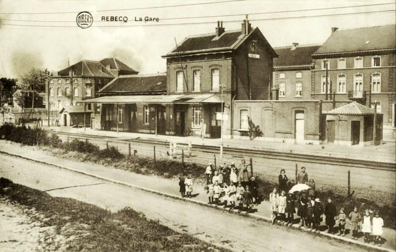 Gare de Rebecq