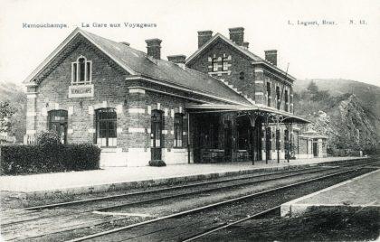 Gare de Remouchamps