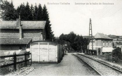 Gare de Rencheux
