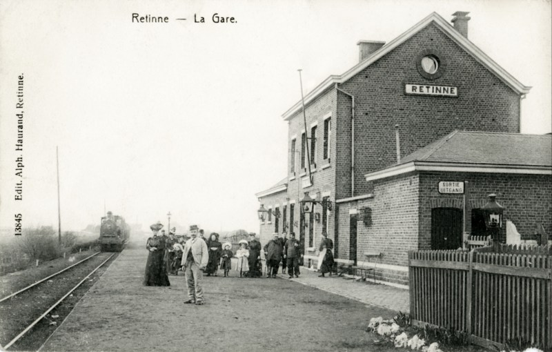 Gare de Retinne