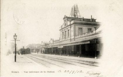 Gare de Renaix - Ronse station
