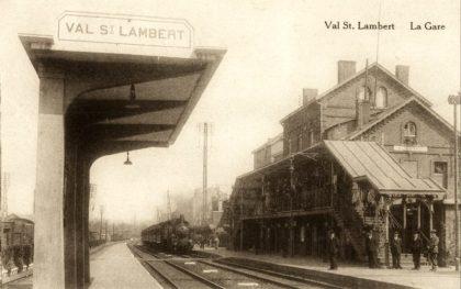 Gare du Val-Saint-Lambert