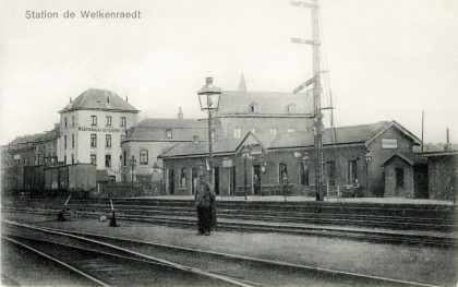 Gare de Welkenraedt