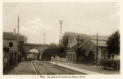 Gare de Pry