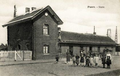Gare de Puurs - Puurs station