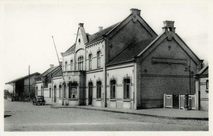 Gare de Quaregnon