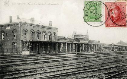 Gare de Quévy