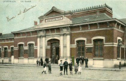 Gare de Quiévrain