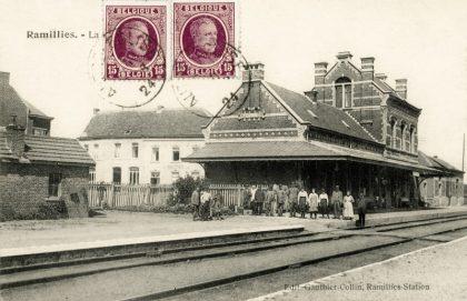 Gare de Ramillies