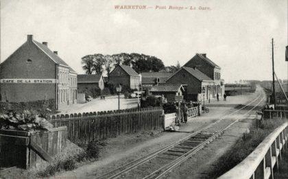 Gare de Pont Rouge
