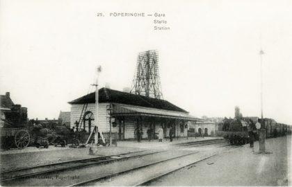 Gare de Poperinge - Poperinge station