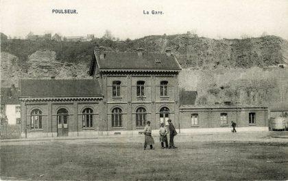 Gare de Poulseur