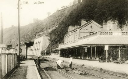 Gare de Tilff