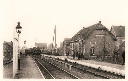 Gare de Vlamertinge - Vlamertinge station