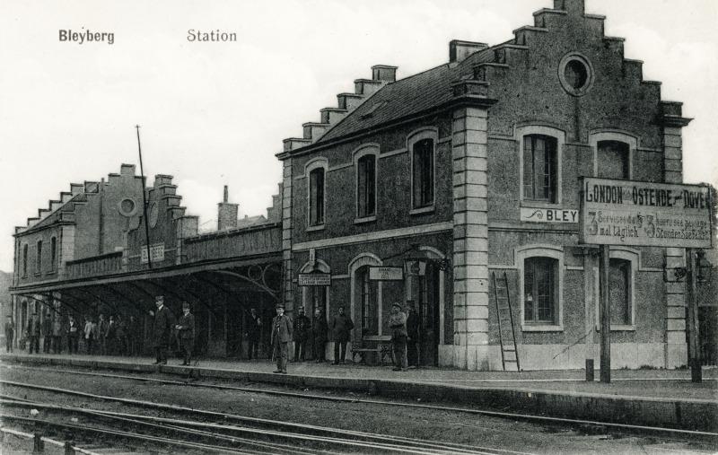 Gare de Plombières (Bleyberg)