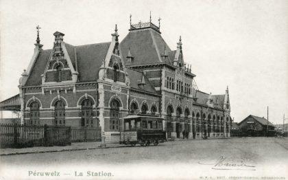 Gare de Peruwelz