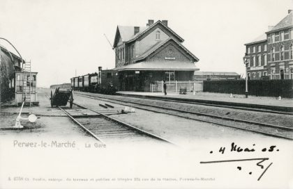 Gare de Perwez