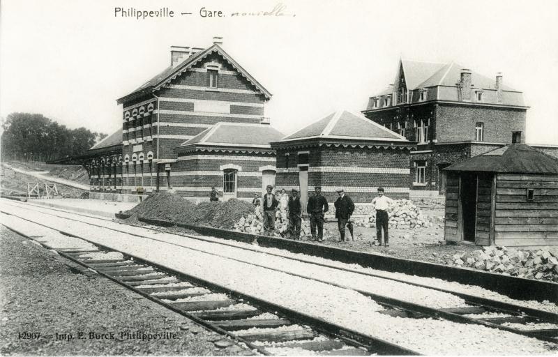 Gare de Philippeville