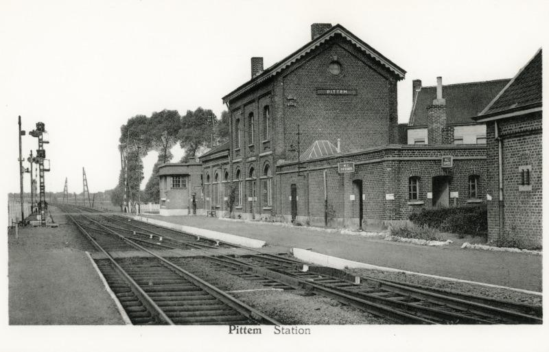 Gare de Pittem - Pittem station