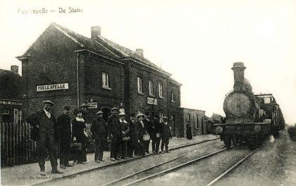 Gare de Poelkapelle - Poelkapelle station