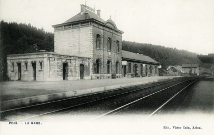 Gare de Poix-Saint-Hubert