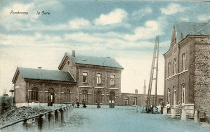 Gare de Pondrôme
