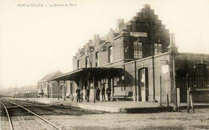 Gare de Pont-à-Celles Nord