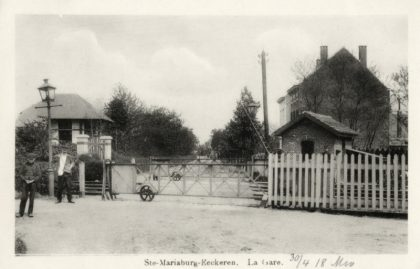 Gare de Sint-Mariaburg - Sint-Mariaburg station
