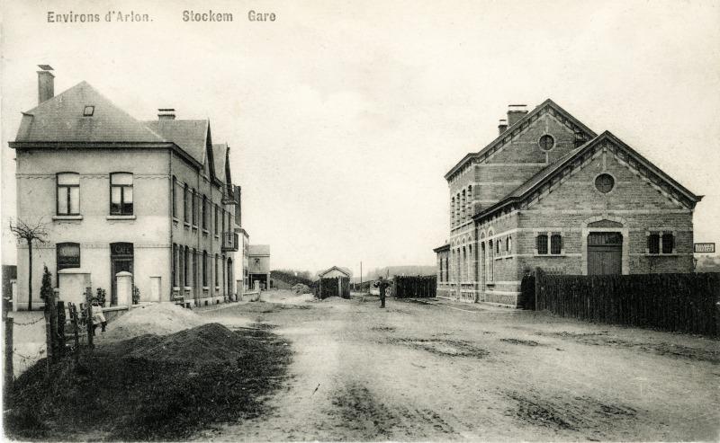 Gare de Stockem