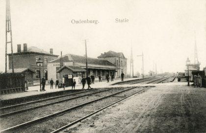 Gare d'Oudenburg