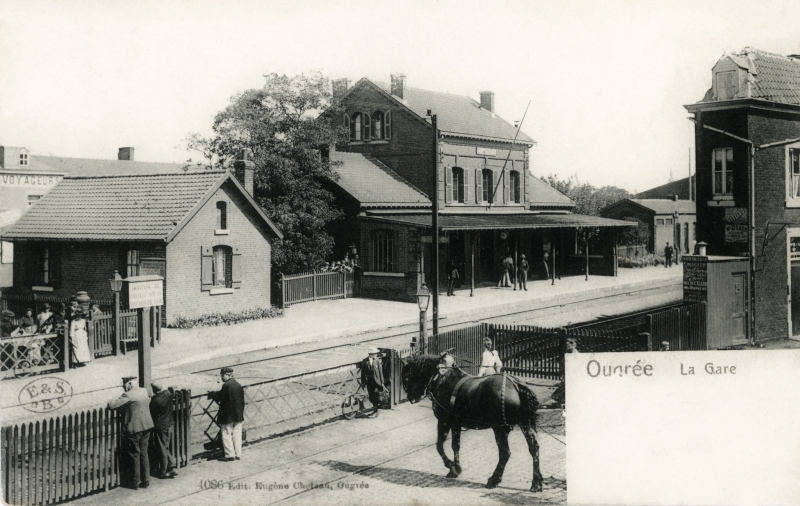 Gare d'Ougrée