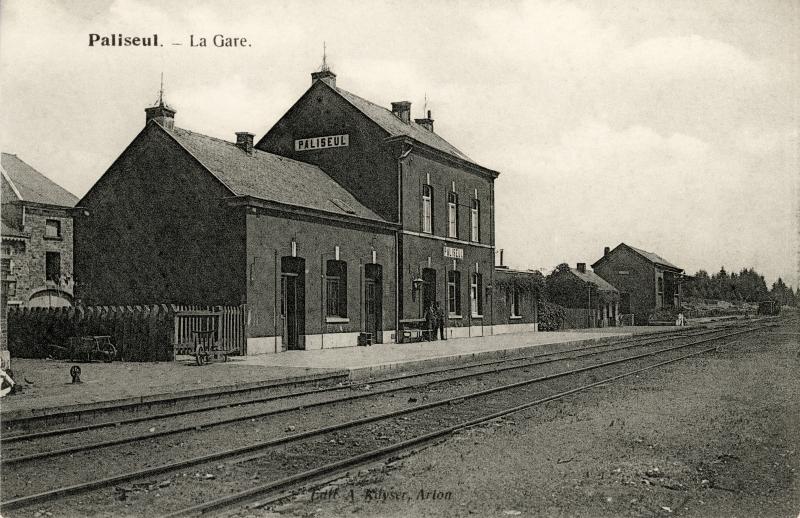 Gare de Paliseul