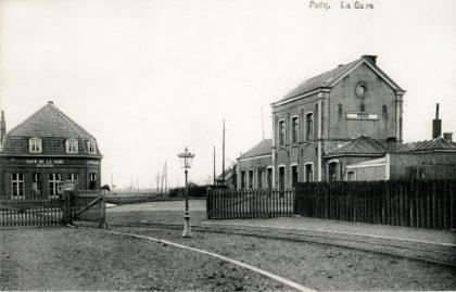 Gare de Pecq