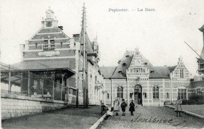Gare de Pepinster