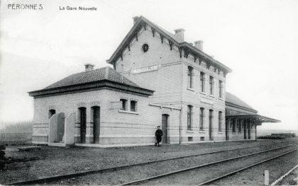 Gare de Péronnes