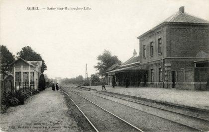 Gare de Sint-Huibrechts-Lille - Sint-Huibrechts-Lille station