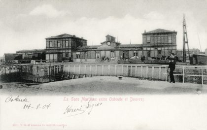 Gare d'Ostende-Quai - Oostende-Kaai station