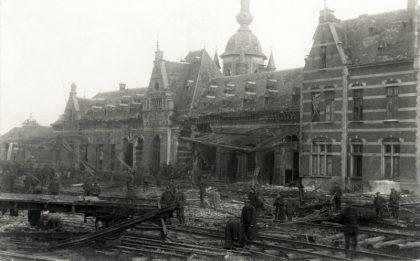 Gare d'Audenarde - Oudenaarde station
