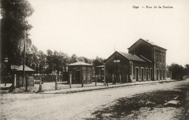 Gare d'Ogy
