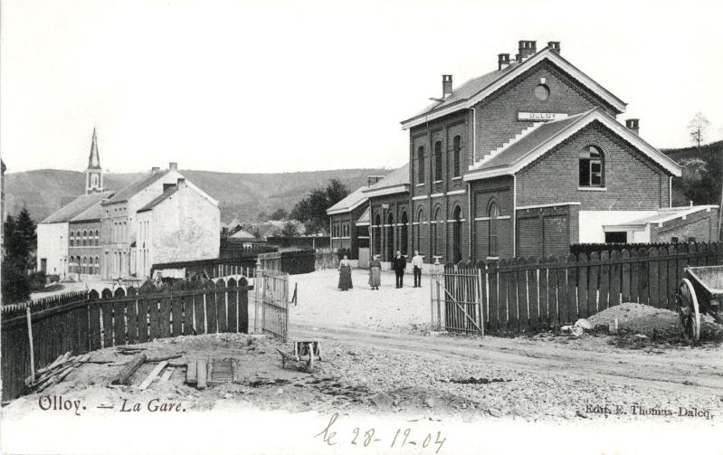 Gare d'Olloy