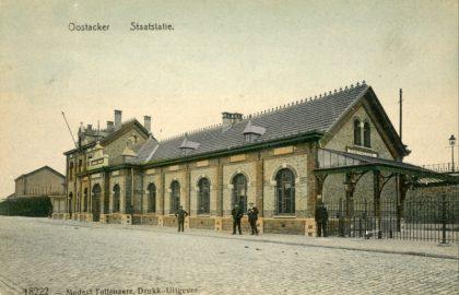 Gare d'Oostakker - Oostakker station