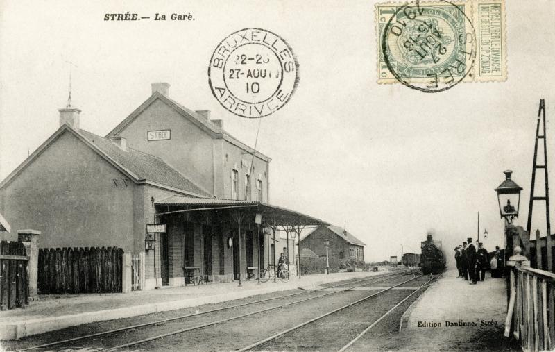 Gare de Strée