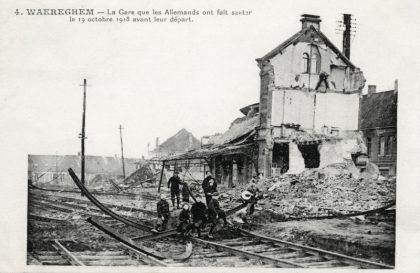Gare de Waregem - Waregem station