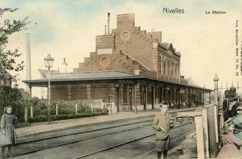Gare de Nivelles Est