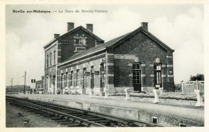 Gare de Noville-Taviers
