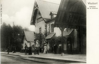 Gare de Waulsort